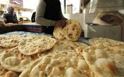 روٹی اور نان کی قیمت میں خود ساختہ اضافہ