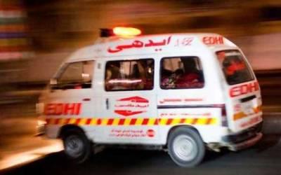 نواں کوٹ کے علاقے میں افسوسناک واقعہ