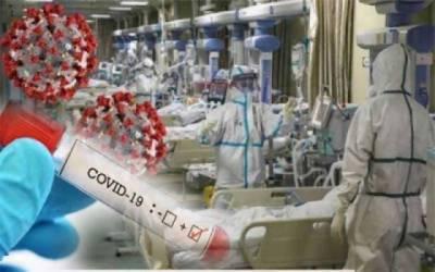 پاکستان میں کورونا سے مزید 65 ہلاکتیں، 2752 نئے کیسز سامنے آگئے