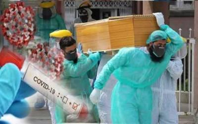 پاکستان میں کورونا سے مزید 69 ہلاکتیں، 2769 نئے کیسز رپورٹ