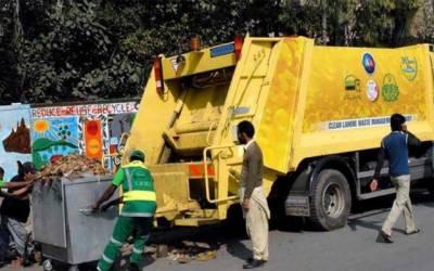 لاہور میں صفائی کا نظام تبدیل کرنے کا فیصلہ