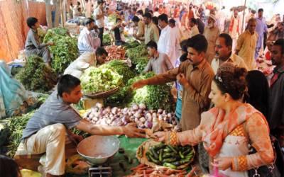 عید قریب آتے ہی سبزیاں ،پھل عوام کی پہنچ سے باہر ہوگئے