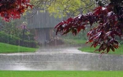 لاہور کے مختلف علاقوں میں بارش، عید ٹھنڈی ہوگئی