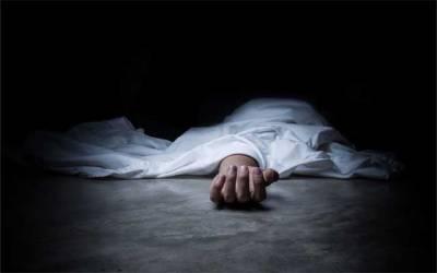 نالے سے 25 سالہ لڑکی کی لاش برآمد