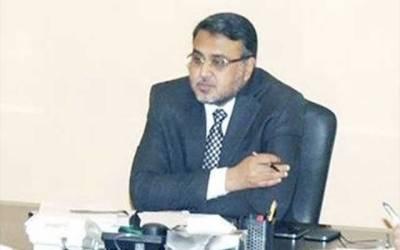 چیف سیکرٹری پنجاب کو توہین عدالت کا نوٹس