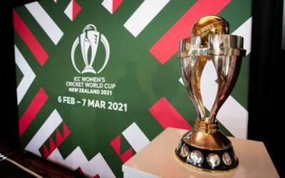 ویمنز ورلڈ کپ ایک سال کیلئے ملتوی