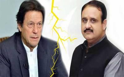 وزیر اعظم پاکستان اور وزیر اعلیٰ پنجاب کے درمیان دوریاں