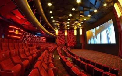 کل سے سینما اور تھیٹر بحال، نوٹیفکیشن جاری