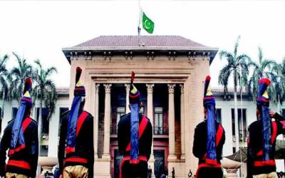 74 ویں یوم آزادی کے موقع پر پنجاب اسمبلی میں پرچم کشائی