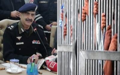 زیادتی کیس میں 97 ملزمان گرفتار,آئی جی پنجاب نے سخت حکم دیدیا