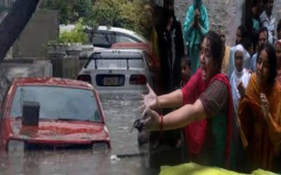 مون سون کی بارشوں نے 102 افراد کی جان لے لی