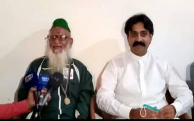 وزیر کھیل نے پاکستان کے پہلے ریسلر دین محمد کے پوتے کا خواب پورا کردیا