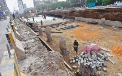 سینکڑوں ترقیاتی سکیموں کو بڑا دھچکا