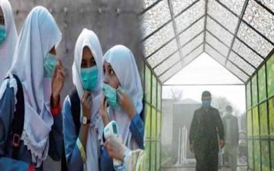 تعلیمی اداروں کو ڈس انفیکشن ٹنل کے استعمال سے روک دیا گیا
