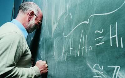 اساتذہ کے لئے بری خبر