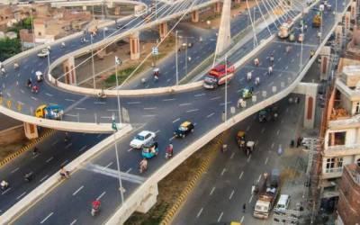 لاہور میں ایک اور اہم منصوبے پر کام شروع