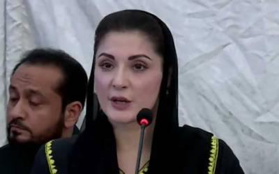 ہر جلسے میں نواز شریف کا بیانیہ ووٹ کو عزت دو دہرایا جائے: مریم نواز