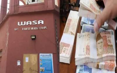 واسا نے حکومت سے ایک ارب کے فنڈز مانگ لیے