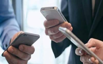 موبائل فون پر عائد ٹیکسز سے دکاندار پریشان