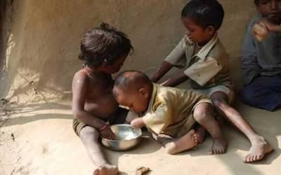 غذائی قلت سے ہونے والی اموات میں پاکستان کا پہلا نمبر