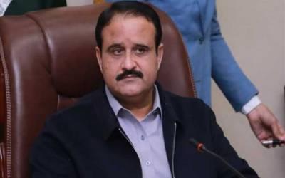اپوزیشن جماعتیں منفی سیاست سے توبہ کرلیں: عثمان بزدار