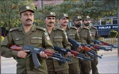 کورونا کی دوسری لہر، پنجاب پولیس پر نئی پابندی لگ گئی