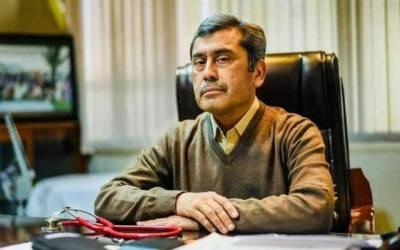 جناح ہسپتال کے پروفیسر ڈاکٹر عباس رضا انتقال کرگئے