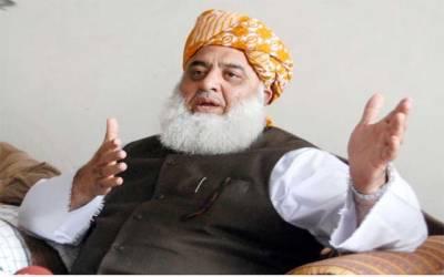 تحریک کا رُخ کسی بھی وقت جیلوں کی طرف موڑ دیں گے : مولانا فضل الرحمان