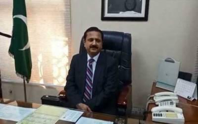 بہادر علی خان کی سیکرٹری قانون تعیناتی کی منظوری