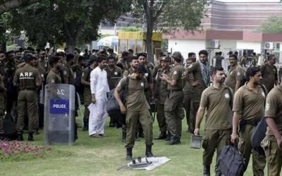 کلرک مافیا لاہور پولیس پر غالب آگیا