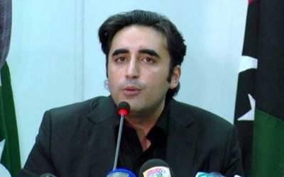 اسلام آباد میں بیٹھی حکومت چند ماہ کی مہمان ہے: بلاول بھٹو