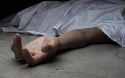 ہال روڈ پر تاجر قتل