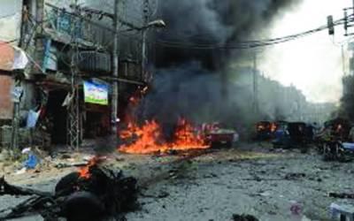 پشاور بم دھماکہ، لاہور میں سیکورٹی ہائی الرٹ