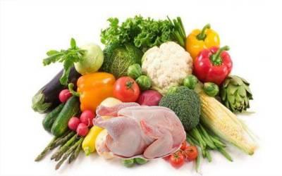 اشیاء خورونوش کی قیمتوں کی اونچی اُڑان، چکن 11، سبزیاں 15 روپے مہنگی