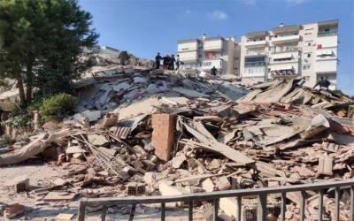 ترکی میں شدید زلزلہ، ہلاکتوں کا خدشہ