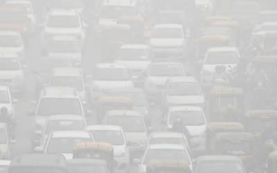 فضائی آلودگی صحت کیلئے سب سے بڑا خطرہ