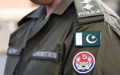 پولیس افسران کے تقرر و تبادلے
