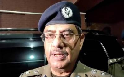 سی سی پی او لاہور عمر شیخ کی کرسی خطرے میں !!!