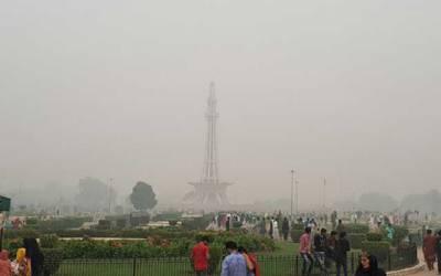 فنڈز کی قلت، فضائی آلودگی سے بچاؤ کا منصوبہ ٹھپ