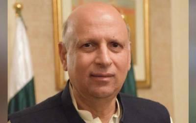 گورنر پنجاب کی جوبائیڈن کو صدر بننے پر مبارکباد