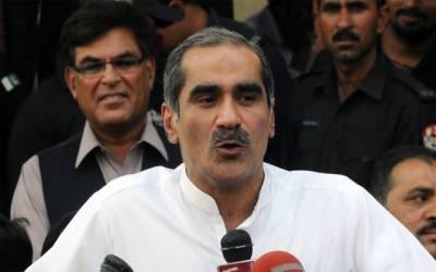 سیاسی پکڑ دھکڑ بند کی جائے,لیگی رہنما سعد رفیق نے حکومت کو خبردار کردیا