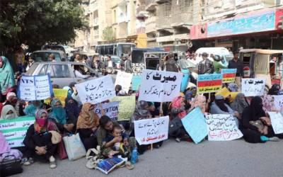 تمام مطالبات کی منظوری تک احتجاج جاری رہیگا:ہیڈ ماسٹر ایسوسی ایشن