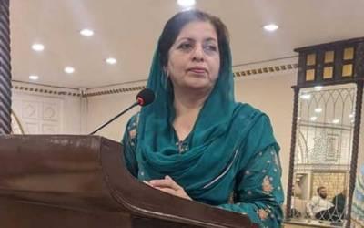 تحریک انصاف کی رکن پنجاب اسمبلی بھی کورونا کا نشانہ بن گئیں