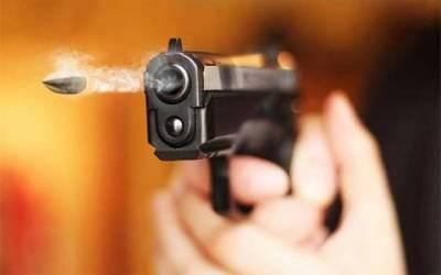گڑھی شاہو میں راہ چلتے نوجوان قتل