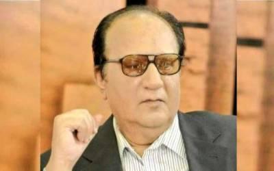 سینئرکالم نگارعبدالقادرحسن انتقال کرگئے