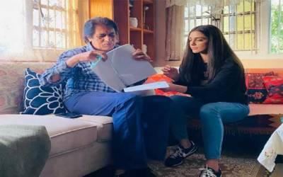 مایا علی ہدایتکار شعیب منصور کی آنے والی فلم کا حصہ بن گئیں