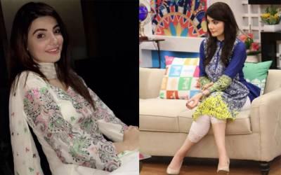 سابقہ اداکارہ زینب جمیل کی بیٹی کی تصاویر وائرل