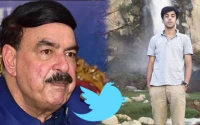 وفاقی وزیر داخلہ شیخ رشید کی گرفتاری کا مطالبہ زور پکڑ گیا