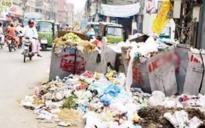 انتظامیہ کی نا اہلی، شہر میں کوڑا کرکٹ کے ڈھیر
