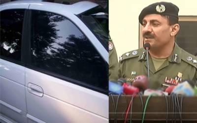 کالےشیشوں والی گاڑی چلانے والے ہوشیار!سربراہ لاہورکابڑاحکم